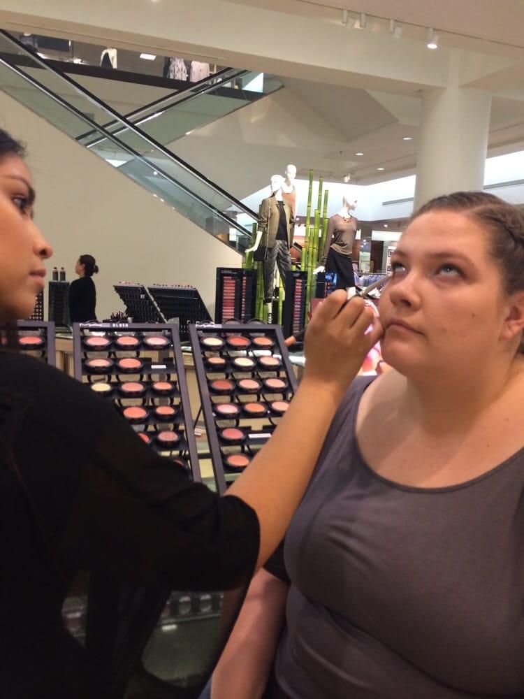 Nordstrom makeup counters