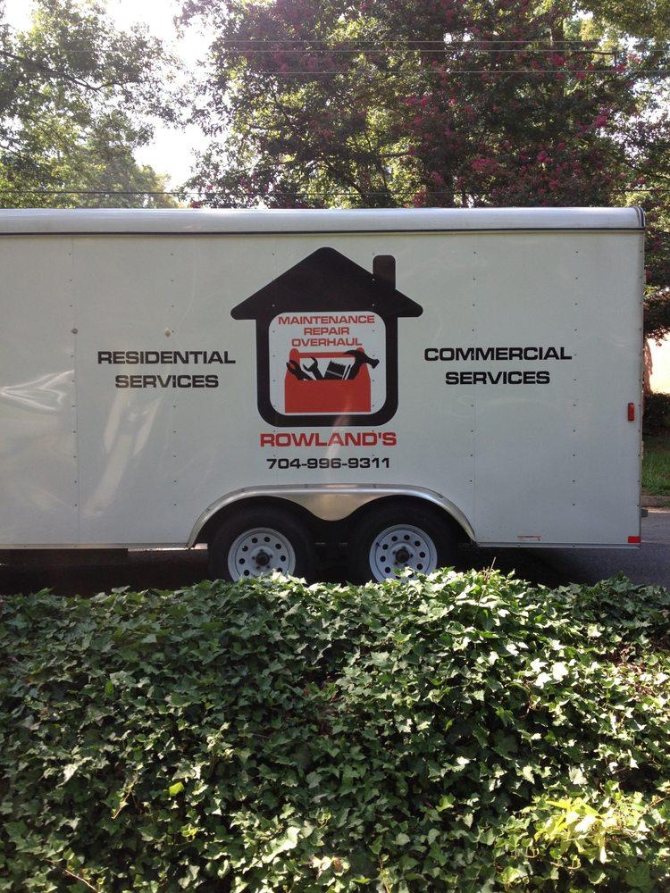 Rowland's Maintenance Repair Overhaul: 500 Dogwood Ln, Belmont, NC