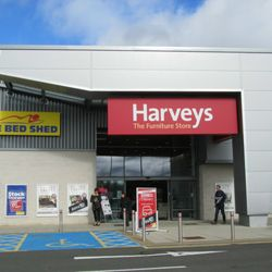 Harveys Furniture Store Mobel 18 Chapel Levell Park Kirkcaldy