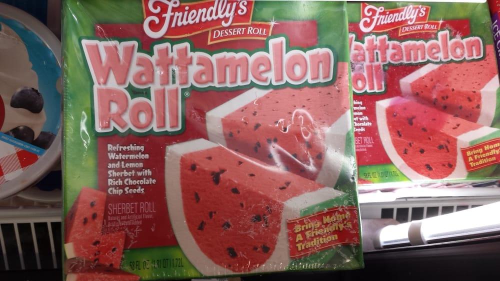 Watermelon Ice Cream Cake Friendly S