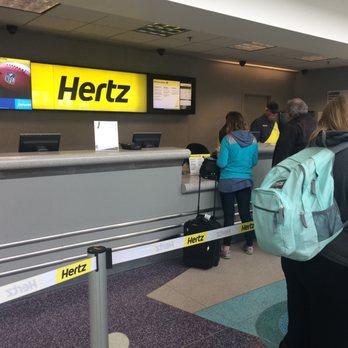Hertz Car Rental In Ontario Airport Ca