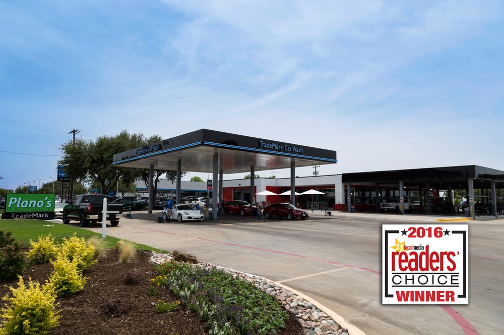 Tommy Terrific's Car Wash: 1101 Coit Rd, Plano, TX