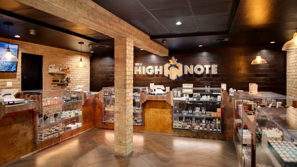 The High Note - East LA: 5359 Valley Blvd, Los Angeles, CA