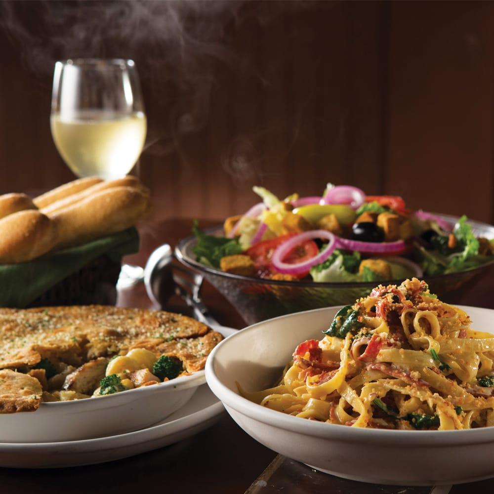 Big Italian Restaurants Near Me: Olive Garden Italian Restaurant