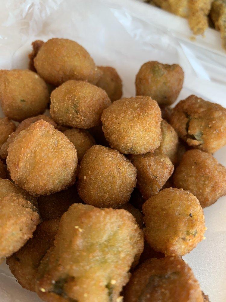 Louisiana Seafood & Fish Market : 1505 E Berry, Fort Worth, TX