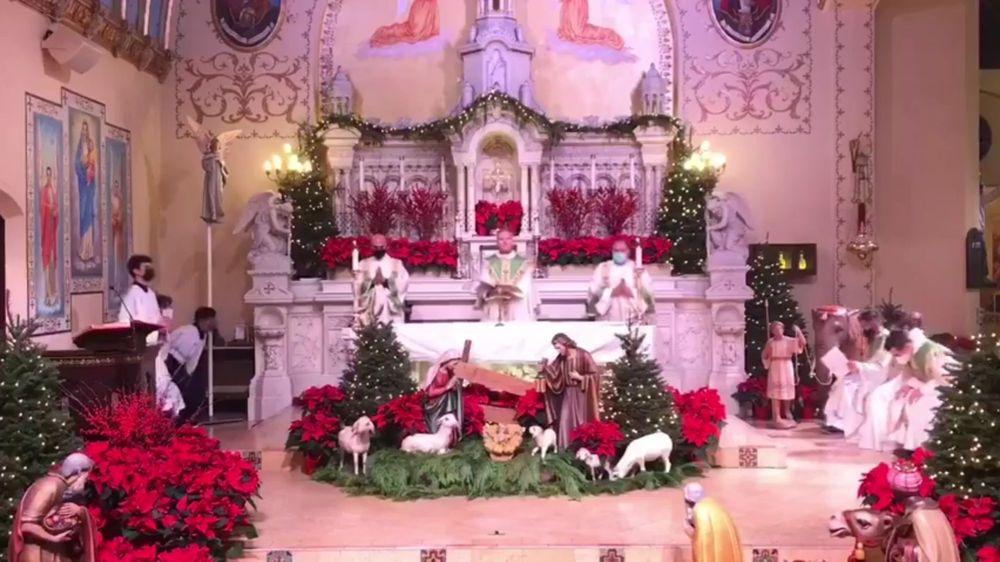 Holy Family Catholic Church: 209 E Lomita Ave, Glendale, CA