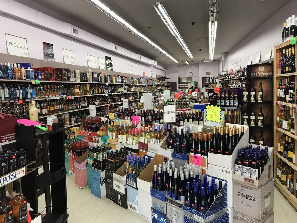 Beacon Wine And Liquors: 335 Main St, Beacon, NY