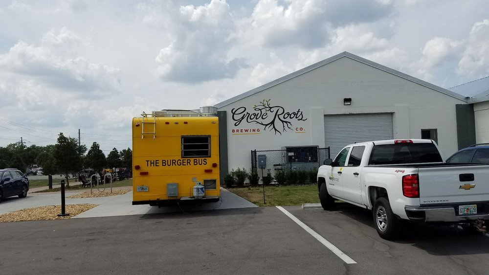 Grove Roots Brewing Co: 302 3rd St SW, Winter Haven, FL