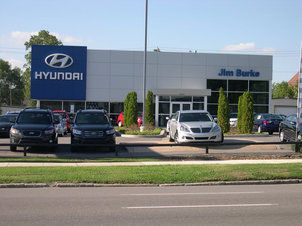 Jim Burke Hyundai - Auto Repair - 1424 5th Ave N ...