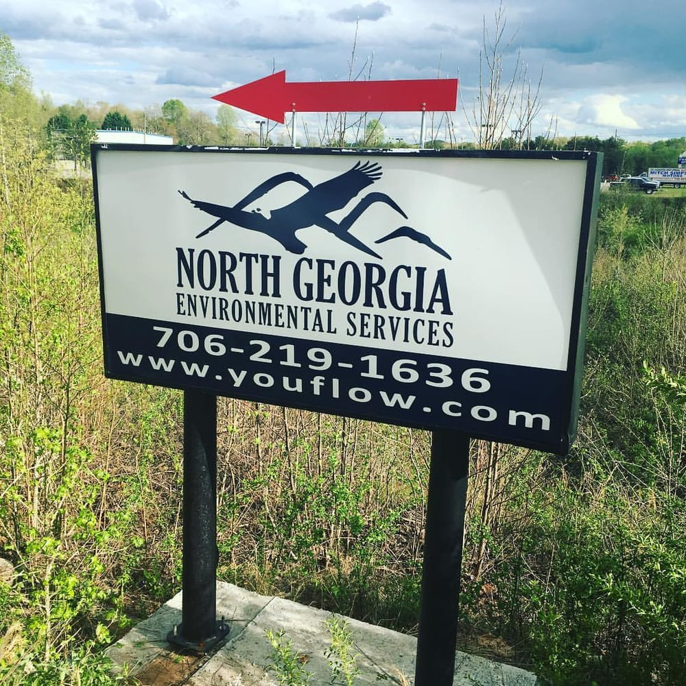 North Georgia Environmental Service: 79 Performance Ln, Cleveland, GA