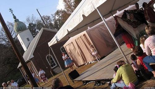 Annual Russian/Slavic Food Festival: 105 Pastor St, Brookside, AL