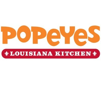 Popeyes Louisiana Kitchen Logo Custom Popeyes Louisiana Kitchen  11 Photos & 13 Reviews  Fast Food Design Inspiration
