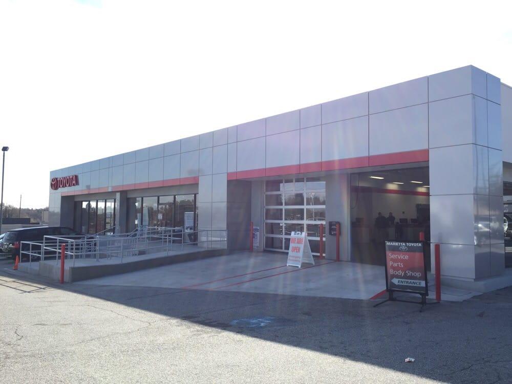 Marietta Toyota Service >> Photos For Marietta Toyota Service Yelp