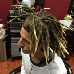 Straight hair loc maintainance crotchet method yelp for 77 salon oakland