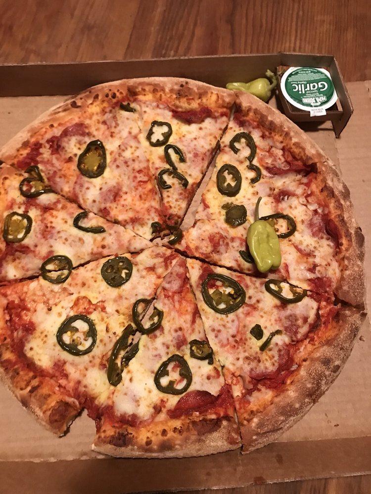 Papa John's Pizza: 6930 N Mesa St, El Paso, TX