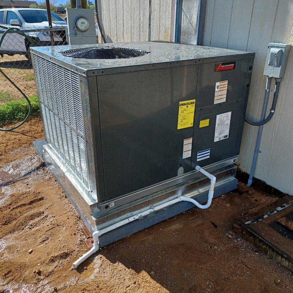Hometown Heating & Air: 302 S Houck Rd, Golden Valley, AZ