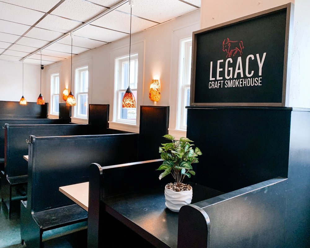 Legacy Craft Smokehouse: 127 Elm St, Hatfield, MA