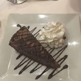 Bellissimo - Montvale, NJ, United States. Chocolate mouse cake