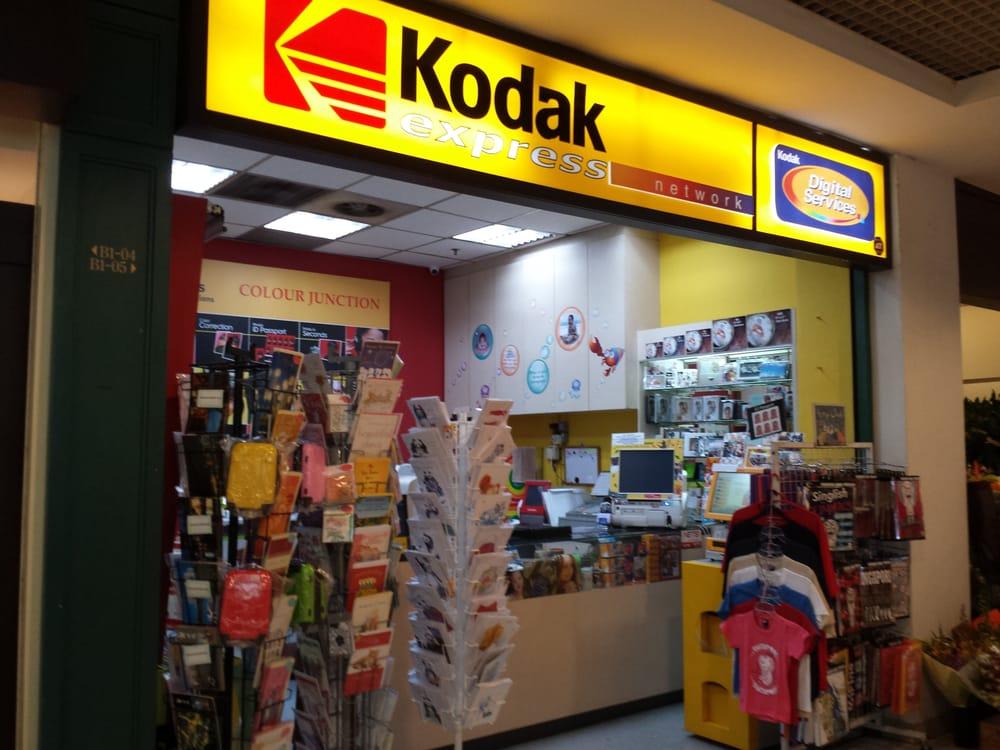 Colour Junction Kodak Express - Photographers - 163 Tanglin Rd