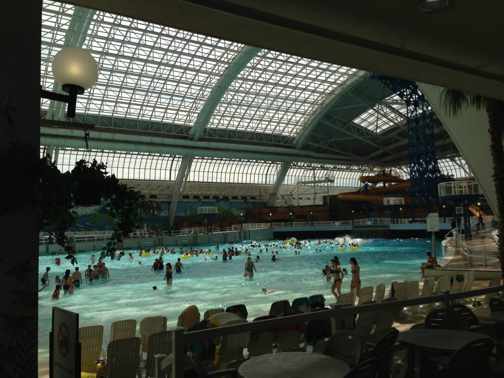 Indoor Wave Pool Yelp