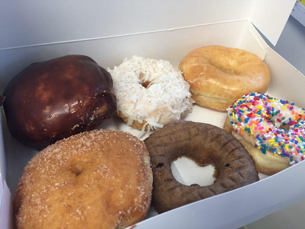 Snowflake Donuts