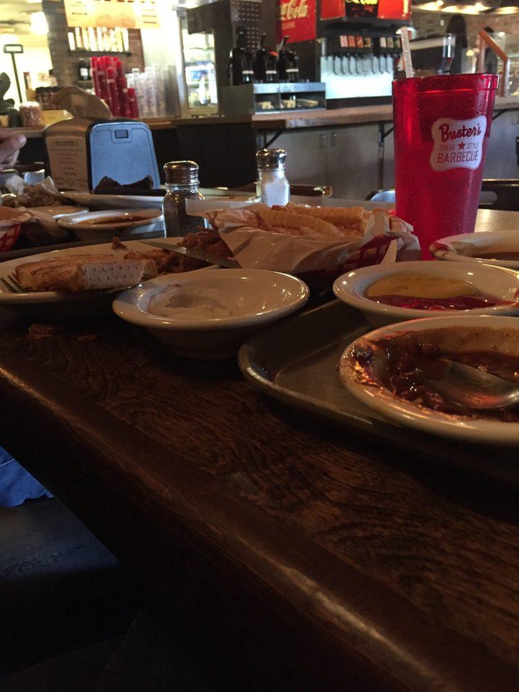 Buster's Texas Style Barbecue: 17883 SE McLoughlin Blvd, Portland, OR