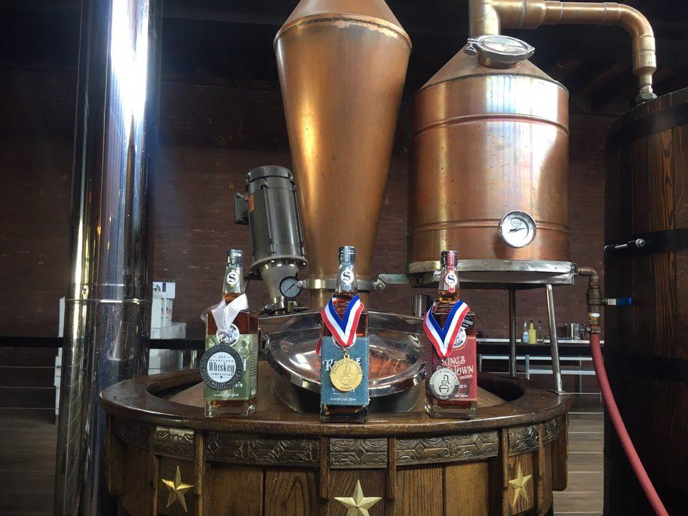 Swamp Fox Distilling: 110 McDuffie St, Buena Vista, GA