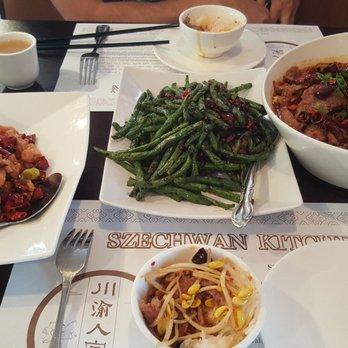 Szechuan Kitchen Covina Menu