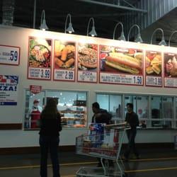 Costco Food Court Concord