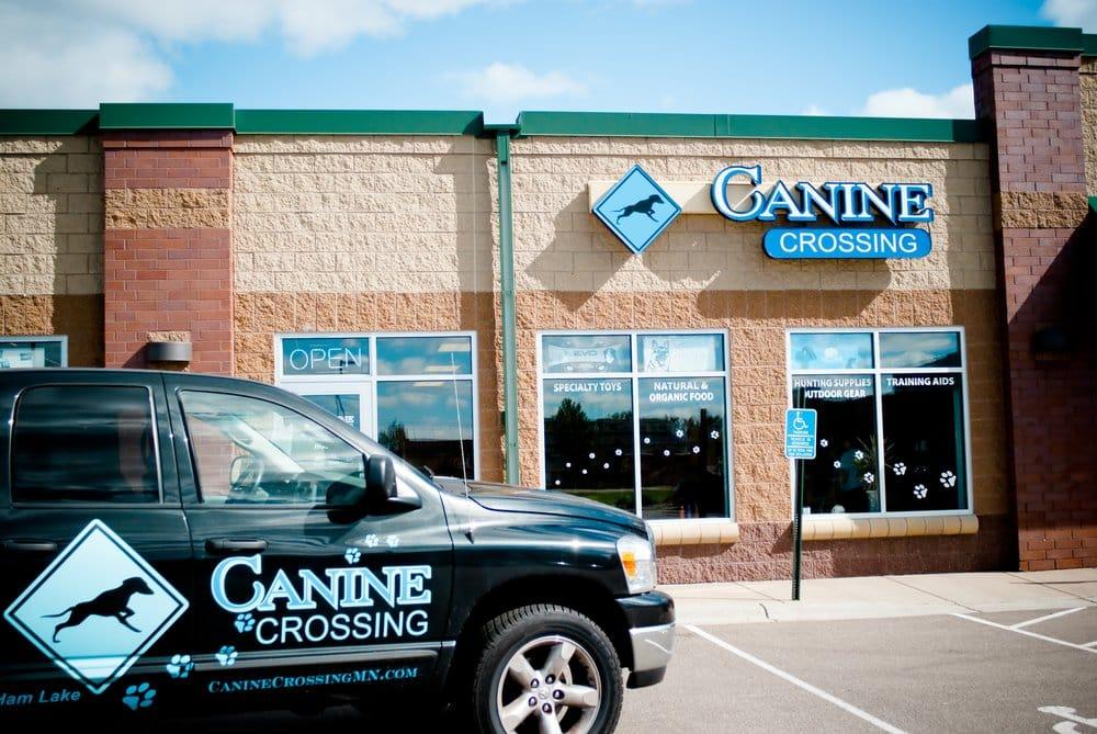 Canine Crossing: 1444 147th Ave NE, Ham Lake, MN