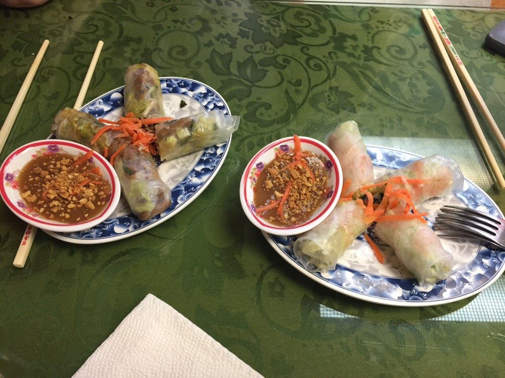 Saigon Fast Food Greenville Sc