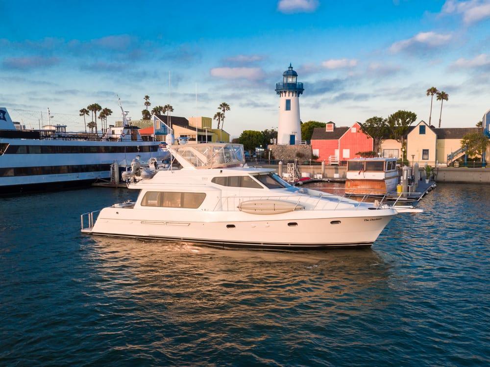 The Duchess Yacht Charters: 14120 Tahiti Way, Marina Del Rey, CA