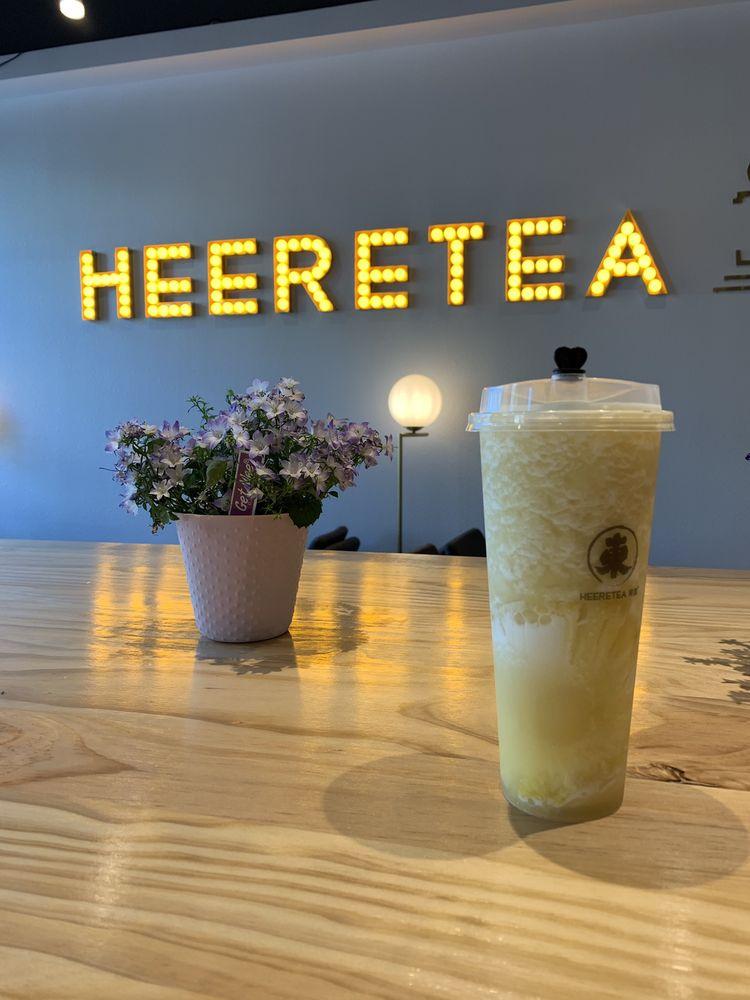 Heere Tea: 571 N Commonwealth Ave, Fullerton, CA