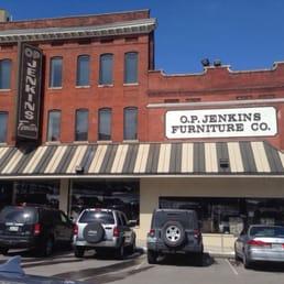 O P Jenkins Furniture Furniture Stores 209 W Summit