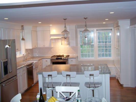 Photo Of Ahlvin Construction   North Smithfield, RI, United States. My New  Kitchen. My New Kitchen Custom Cabinets