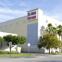 A Mini Storage Self Storage 8395 Sw 67th Ave Miami