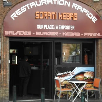 sorami kebab 15 photos kebabs 18 place dupuy riquet dupuy toulouse france. Black Bedroom Furniture Sets. Home Design Ideas