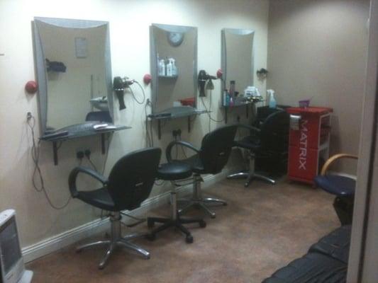 Mezzanine Hair Salon - Stockton-on-Tees - Phone Number - C/o ...