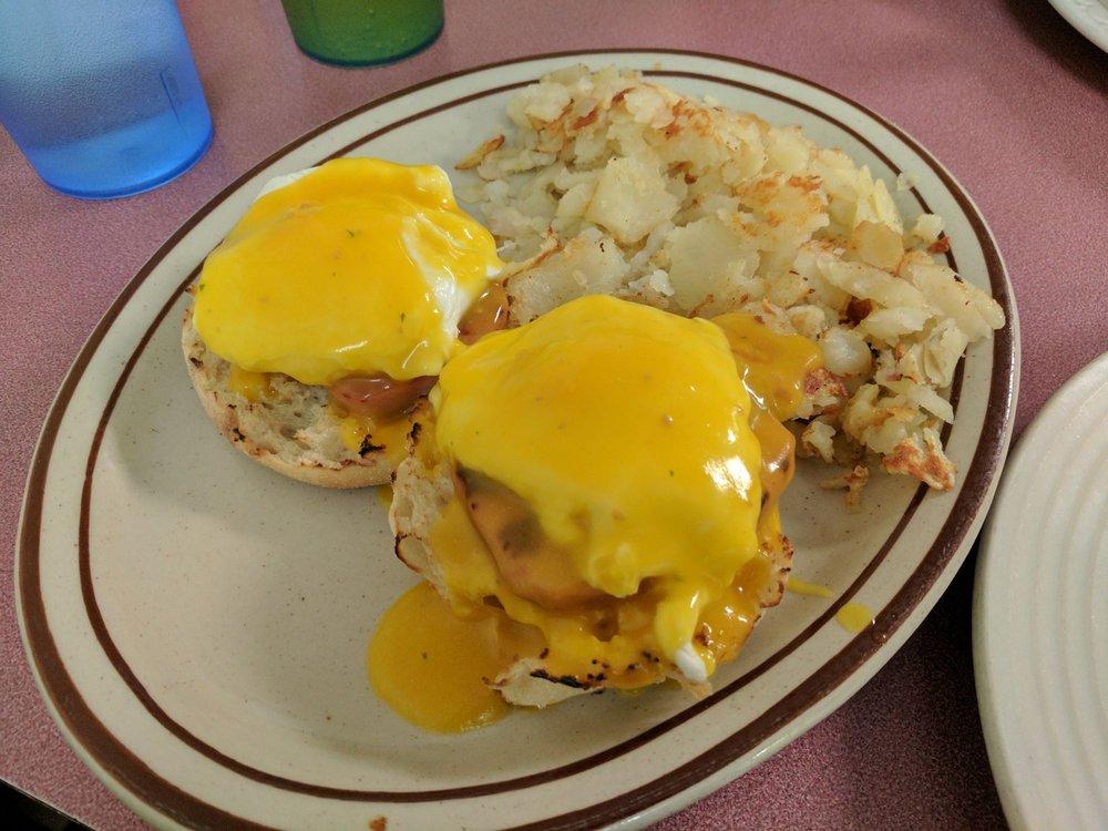 Blueberry Pancake House: 108 Es St, Monroeville, IN