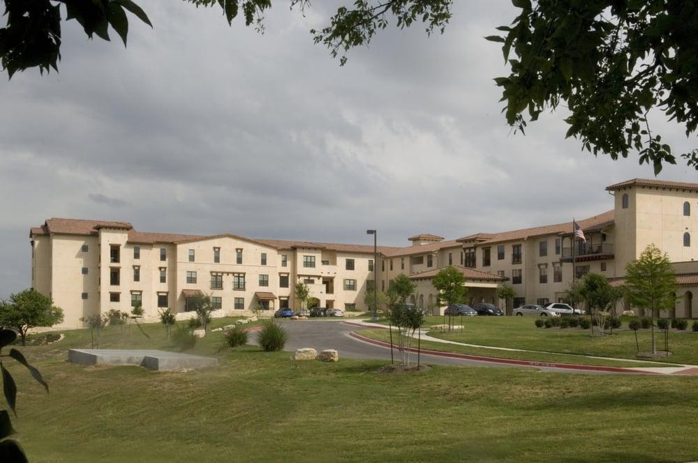Buckner villas retirement homes 11110 tom adams dr for Buckner home