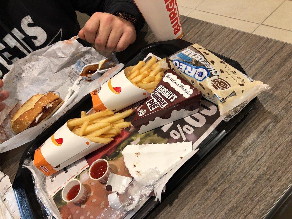 Burger King 410 Pocono Blvd Mount Pa