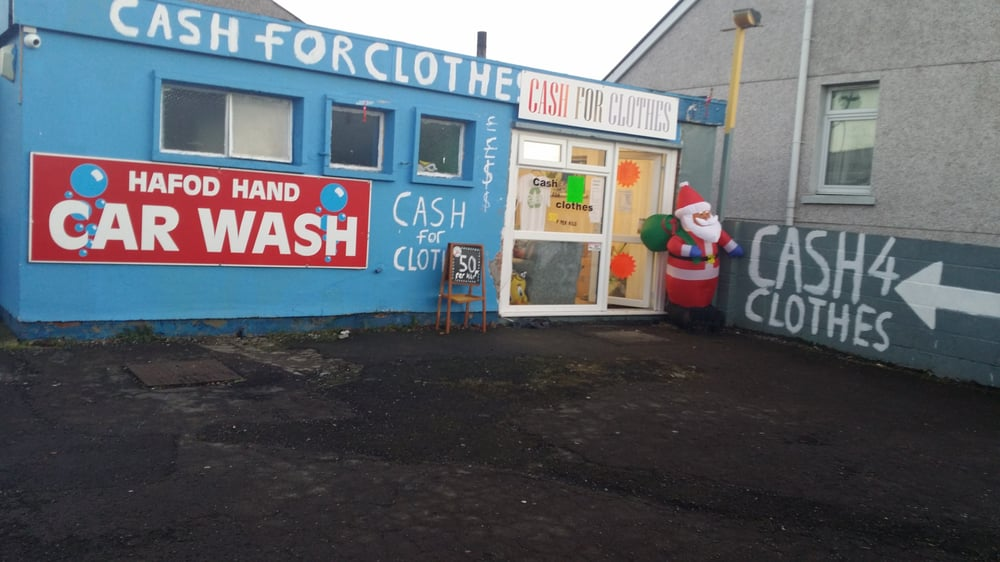 We pay good rates for quality clothes, shoes, handbags, belts and accessories. St Davids Road, Llansamlet, Swansea SA6 8RX. Call Open Monday - Friday 9am-5pm. preloved-clothes4cash is the trading name of SHC Textiles Ltd a small family run company in Swansea. We turn your pre-loved clothes into cash. We pay 40p per kilo for.