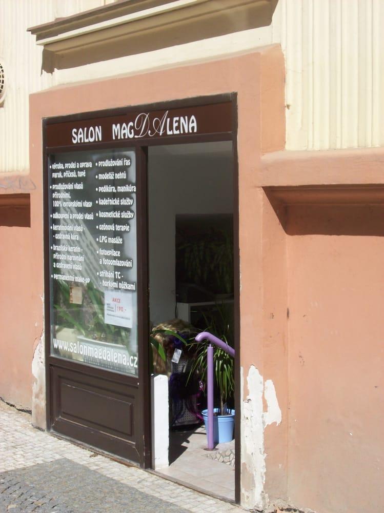 Salon MagDAlena - Shopping - Na Švihance 1527/9, Vinohrady, Prague