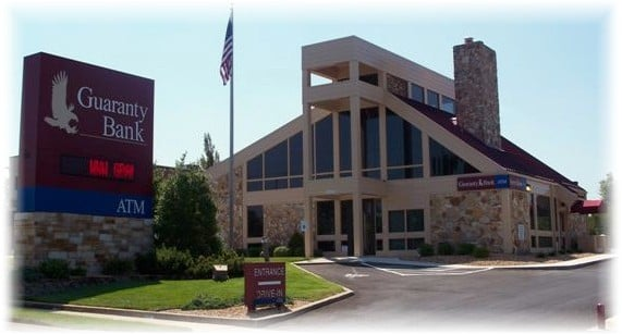 Guaranty Bank Banks Credit Unions 1510 E Sunshine Springfield