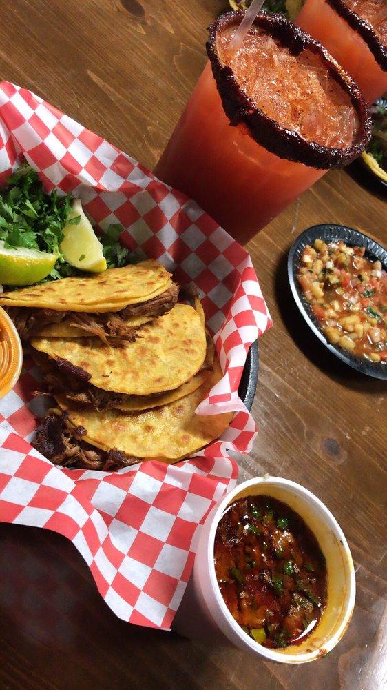 Diablos Micheladas Mexican Grill: 8304 Limonite Ave, Riverside, CA