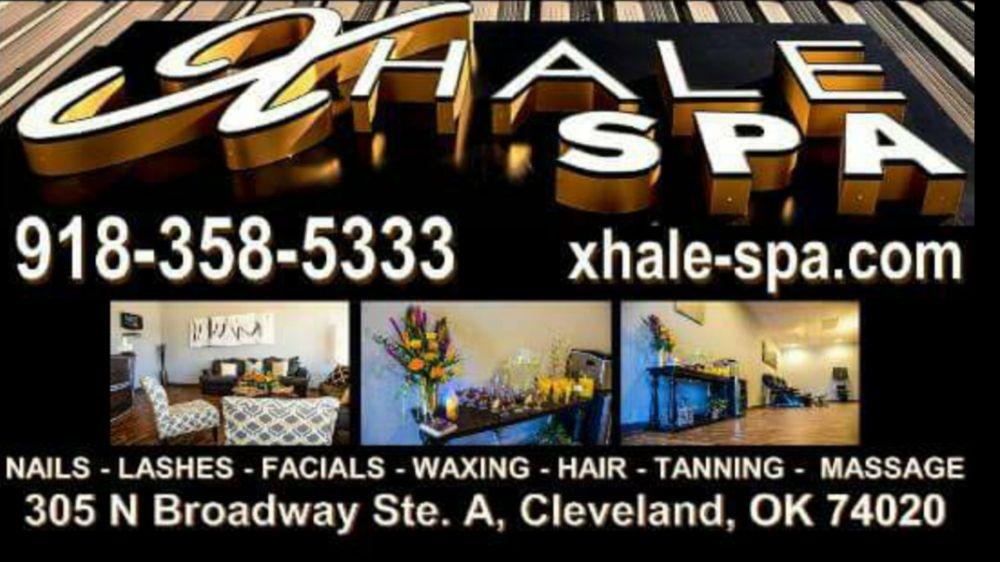 Xhale Spa: 305 N Broadway St, Cleveland, OK