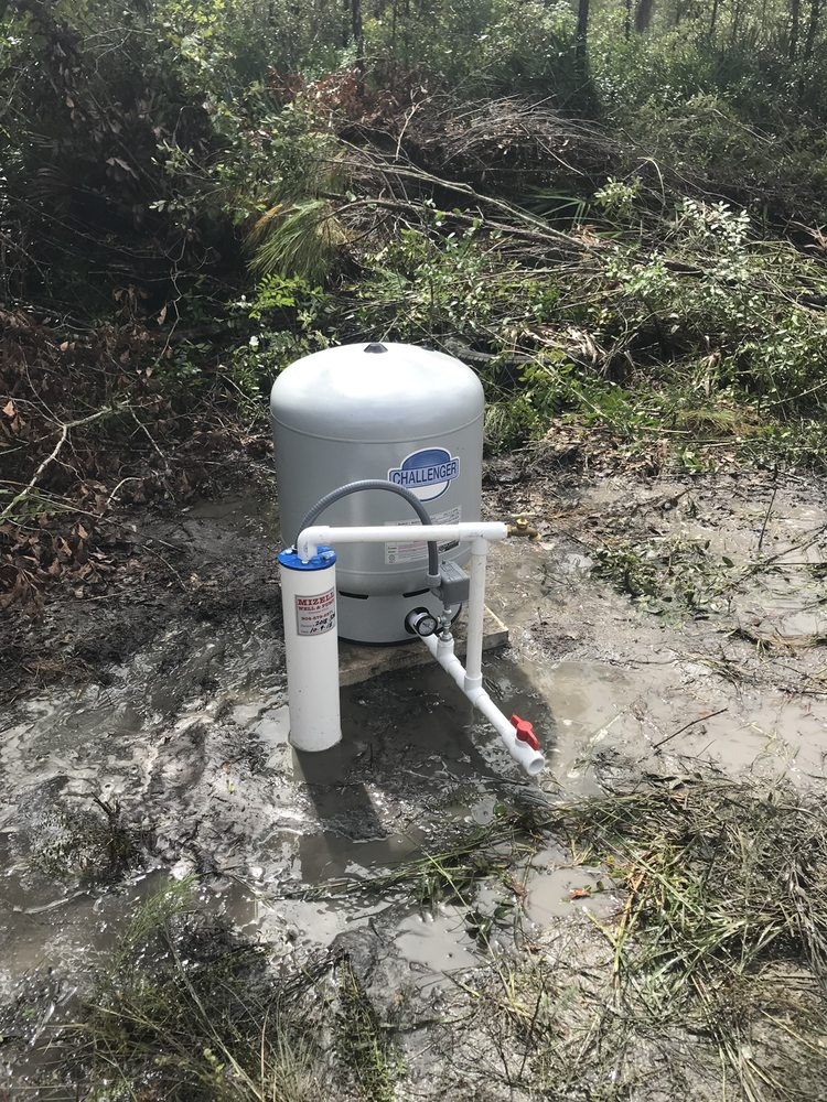 Mizell Water Well Drilling & Service: 45095 Dorman Pl, Callahan, FL