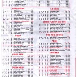 Chinese Restaurant Danbury Ct