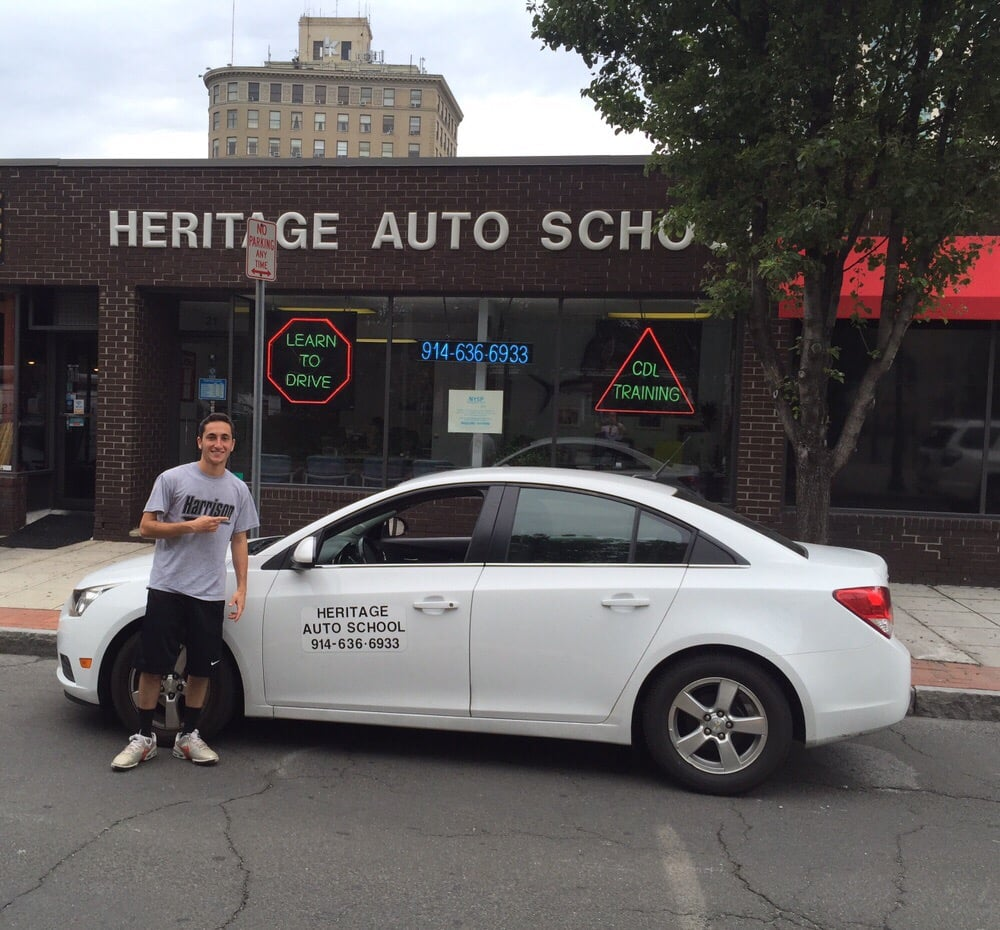 Heritage Auto School Fahrschule 21 Anderson St New Rochelle Ny