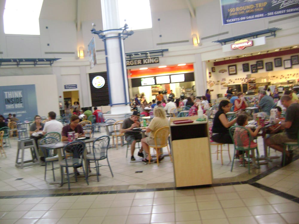 photo of cape cod mall hyannis ma united states food court
